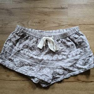 Forever 21 Pajama Shorts w/ bow